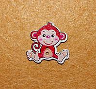 Ґудзик Мавпочка 600-54 поштучно, фото 1