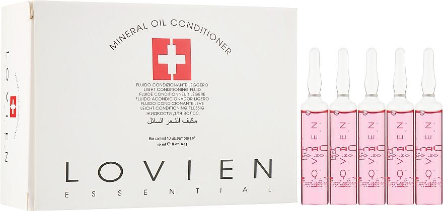 Ампулы для поврежденных волос Lovien Essential Conditioner Mineral Oil 10*10 мл