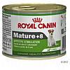 Royal Canin (Роял Канин) Mature +8 Mousse - для собак старше 8 лет.  Вес 195гр.12шт