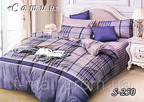 Комплект постельного белья Тет-А-Тет ( Украина ) Сатин евро (S-250)