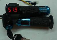 Ручка акселератор газа 12-100V для любого электро транспорта