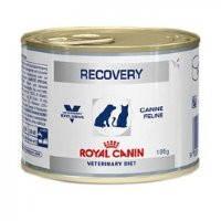 Royal Canin RECOVERY 195g восстановительный период после болезни12шт