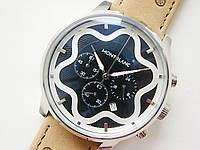 Часы MONTBLANCK хронограф.Класс ААА