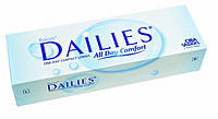Контактные линзы Focus DAILIES All Day Comfort (30 шт.), фото 1