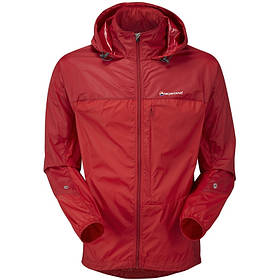 Куртка Montane Lite-Speed Jkt Flag Red