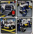 Конструктор SLUBAN M38-B0356 Автогонки, машинки, 741 деталей, фігурки, фото 5