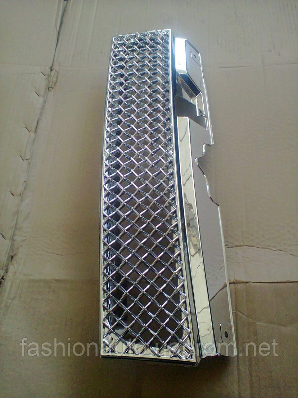 Решітка радіатора аналог Маретті 2108, 2109, 21099 хром