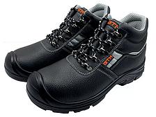 Защитные рабочие ботинки GTM SM-070 (увеличенный задник)