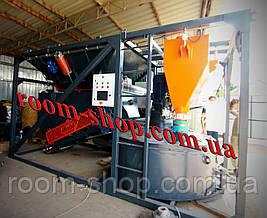 Мобильный бетонный завод, комплекс, мини-заводы бетонные, КОМПАКТ -25, фото 3