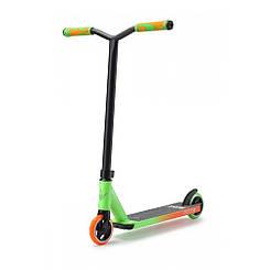 Трюковий самокат Blunt ONE S3 Green/Orange