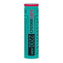 Аккумулятор Videx 18650(высокотоковый) 20A 2200mAh bulk/1шт