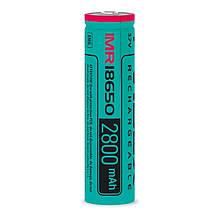 Аккумулятор Videx 18650(высокотоковый) 20A 2800mAh bulk/1шт