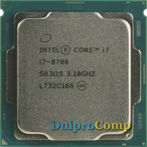 Intel Core i7-8700 4.6 GHz/12M (s1151)