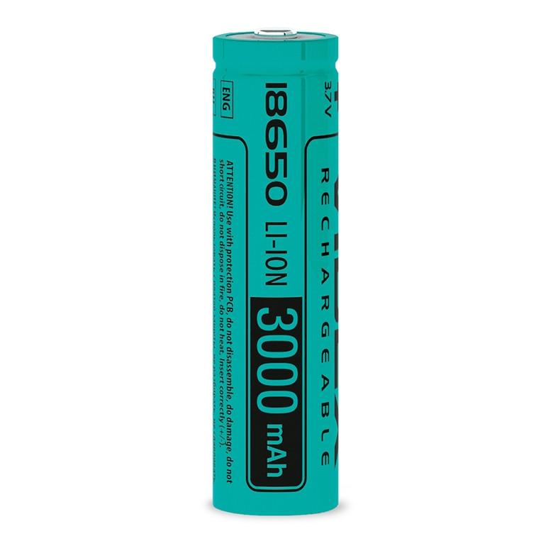 Аккумулятор Videx литий-ионный 18650(без защиты) 3000mAh bulk1 шт