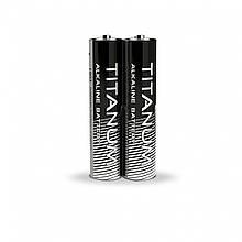 Батарейка щелочная Titanum LR03/AAA 2шт SHRINK