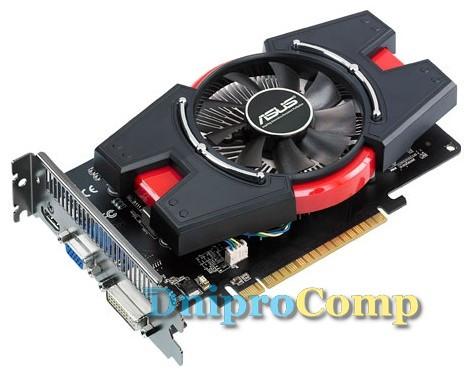 Видеокарта ASUS NVIDIA GTX 440 1GB GDDR5 128-Bit