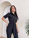 Комбінезон жіночий літній з брюками, фото 3