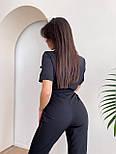 Комбінезон жіночий літній з брюками, фото 4
