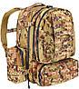 Военный практичный рюкзак 60 л. Defcon 5 Full Modular Molle Pockets 60, 922266 камуфляж