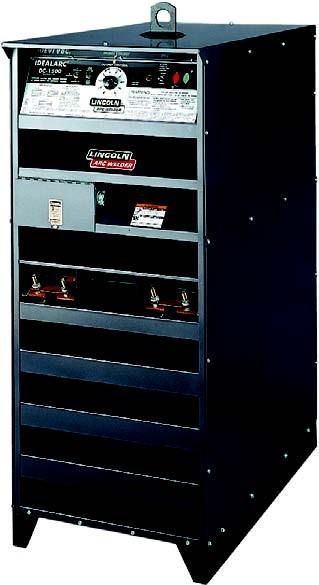 Idealarc АС 1200 сварочный источник
