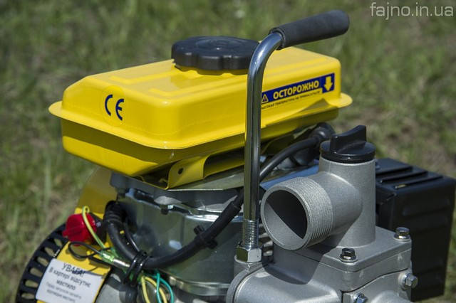 Мотопомпа Садко WP-40 фото 3