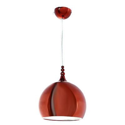 Светильник бордовый полукруглый (OU133/CG)
