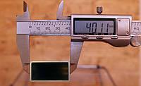 Труба алюминиевая 40х20х3мм 6060, фото 1