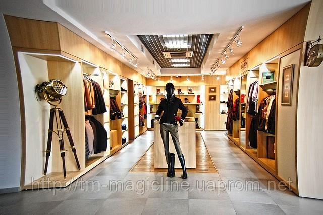 3-D проекты  интерьеров  - Торговая мебель на заказ в Киеве