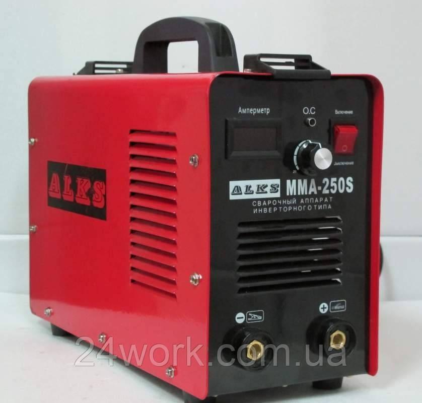 Сварочный инвертор ALKS-250S