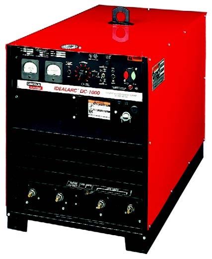 Idealarc DC 1000 сварочный источник LINCOLN ELECTRIC
