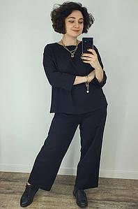 Костюм женский черный TRG 130423P