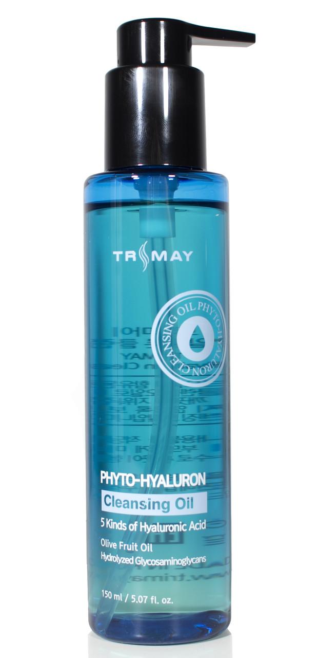 Гідрофільна олія з гіалуронової кислотою Trimay Phyto-Hyaluron Cleansing Oil 150 мл