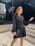 Гарне плаття жіноче з палітуркою, фото 3