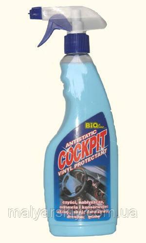 COCPIT Поліроль торпеди COCKPIT  (трігер) молочко  500мл  BioLine
