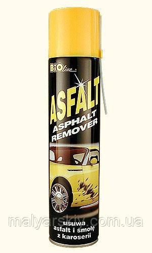 ASFALT Очищувач бітуму та смоли 300мл BioLine