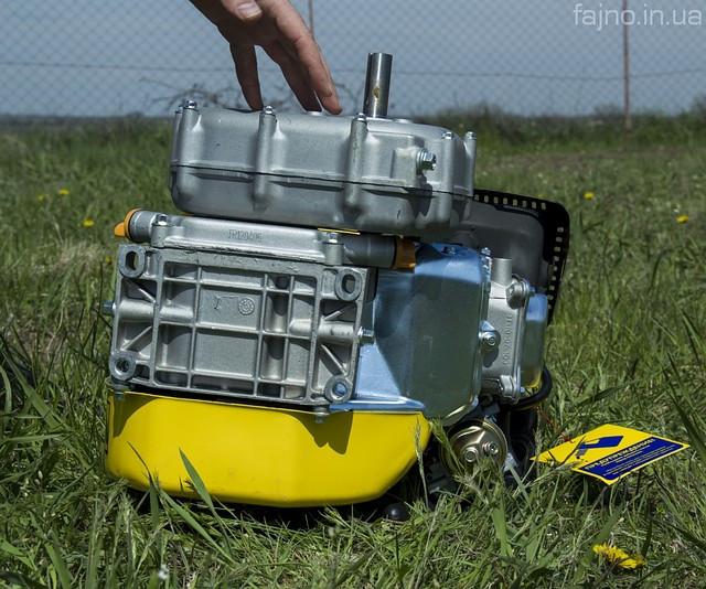 Мотор Садко із знижуючим редуктором