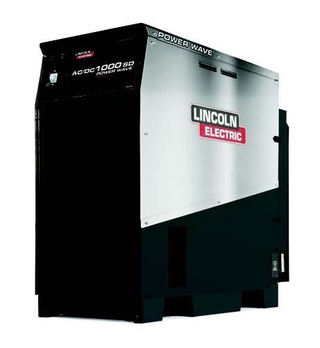 Power Wave AC/DC 1000 SD сварочный промышленный полуавтомат LINCOLN ELECTRIC