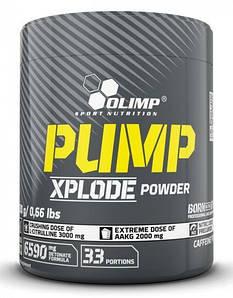 Предтренировочний комплекс Olimp Pump Xplode Powder, 300 грам Кола