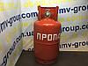 Баллон газовый бытовой 12 л, Новогрудский завод газовой аппаратуры