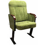 Кресла для актового и конференц зала: КОНГО, фото 4