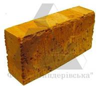 Кирпич рядовой строительный М100 полнотелый