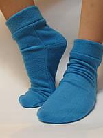 Носки флисовые, 35 - 39 размеры