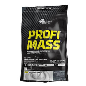 Гейнер Olimp Profi Mass, 1 кг Ваниль
