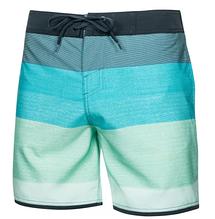 Пляжные шорты мужские Aqua Speed Nolan М Бирюзовые (7541)
