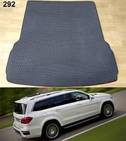 Килимок багажника Mercedes GL-Class / GLS X166 '12-19