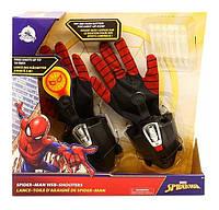 Интерактивные перчатки Человек-паук Возвращение домой Spider-Man Disney Marvel, фото 1
