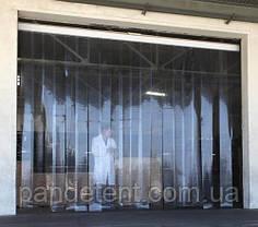 Ленточная теплоизолирующая ПВХ завеса, фото 2