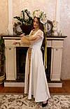 Золота вишита сукня «Графиня», фото 4