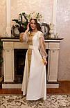 Золота вишита сукня «Графиня», фото 2