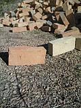 Кирпич рядовой строительный М125 полнотелый, фото 2